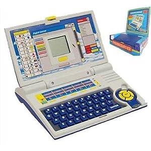 Bazaa24x7 TOY086 Children Toy Laptop