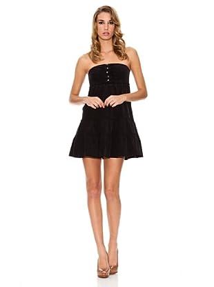Fornarina Vestido Deddy Bis (negro)