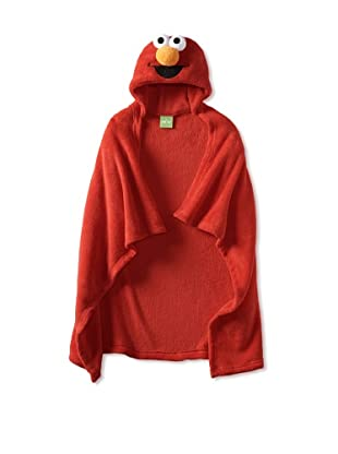 AME  Snuggle Elmo Hooded Wrap (Toddler)