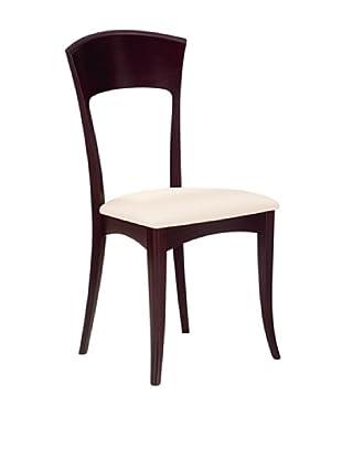 Domitalia Giusy Chair, Wenge/Grey