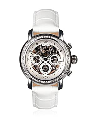 André Belfort Reloj automático Woman Intemporelle Blanco 39 mm