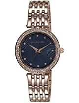Giordano Analog Blue Dial Women's Watch - 2737-22