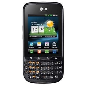 LG Optimus Pro C660 (Black)