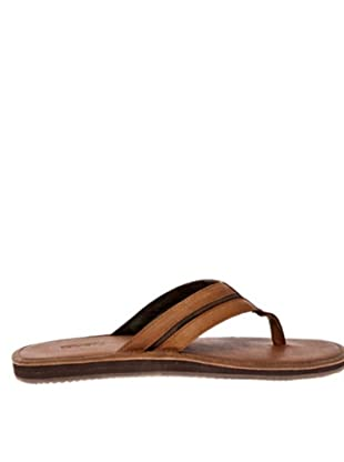 Giceri Sandalias (marrón)