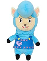 """Sanei Animal Crossing New Leaf Doll Cyrus/Kaizo 8"""" Plush"""