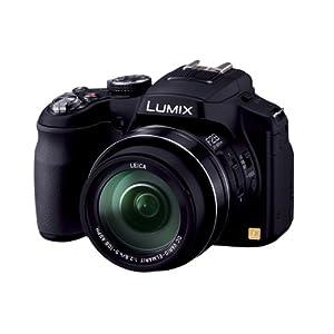 Panasonic デジタルカメラ ルミックス ブラック DMC-FZ200-K
