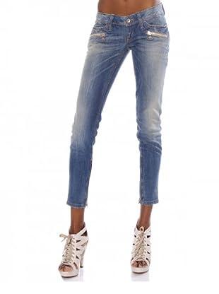 Fornarina Jeans Bea (Blau)