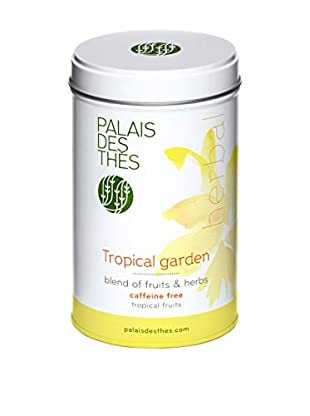 Palais des Thés Caffeine Free Herbal Infusions Tropical Garden