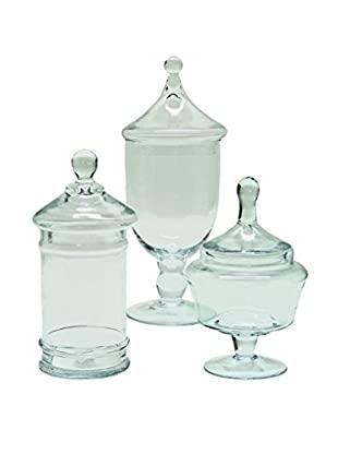 The Import Collection Set of 3 Kasper Jars