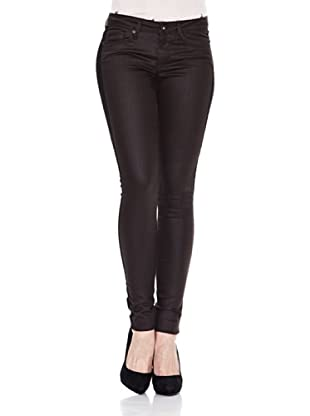 Pepe Jeans London Pantalón Cher Dlx (Negro)