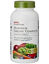 GNC Maximum Green Complete - 90 Tablets