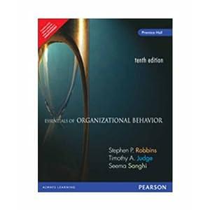 Essentials of Organizational Behavior, 10e