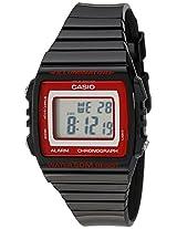 Casio Kids W-215H-1AVCF Classic Stainless Steel Watch