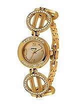 Romanio Analog Exotic Women's Watch - B1004GDMD