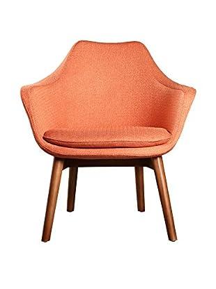 Ceets Cronkite Leisure Chair, Orange