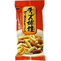 ブルボン チーズ柿種アーモンドミックス 48g×10個
