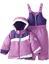 Osh Kosh Baby Girls' Snowsuit, Purple, 12 Months