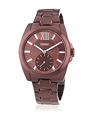 Esprit Reloj de cuarzo Man Meridiana Brown 40 mm