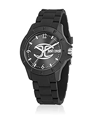 Just Cavalli Quarzuhr Woman Jc-Juyce 3H schwarz 40 mm