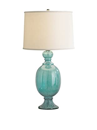 Shades of Light Seeded Glass Table Lamp