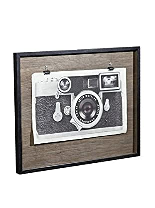 Chris Dunker for Phylum Design Leica Camera, Encaustic Photograph