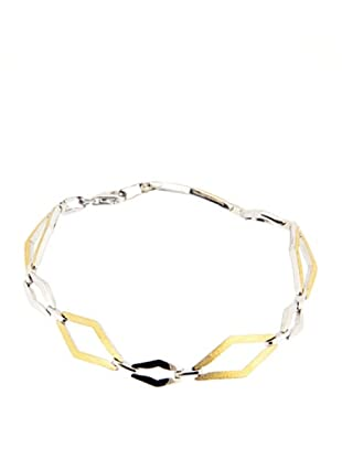 Gold & Diamond Pulsera Rombo