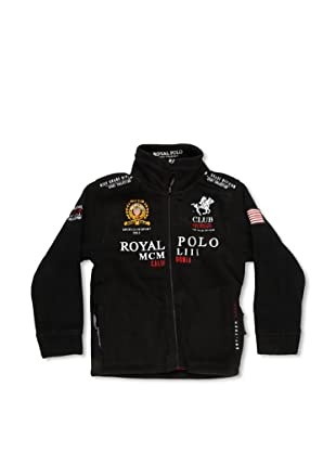 Geographical Norway Forro Polar Uniroyal (Negro)