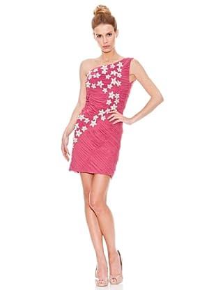Rare Vestido Floral (Fresa)