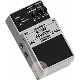 BEHRINGER(ベリンガー) ノイズリダクションペダルNOISE REDUCER NR100/NOISE-REDUCER