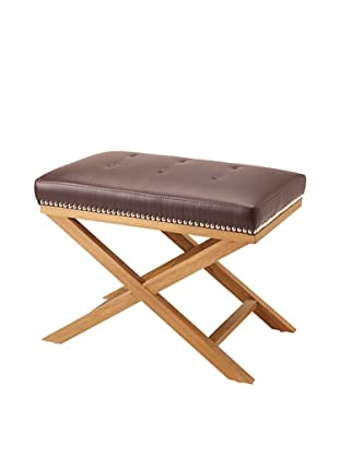Sunpan Modesto Bench, Brown