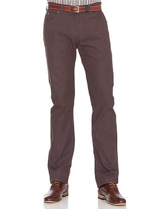 PEDRO DEL HIERRO Pantalón Vestir (marrón)