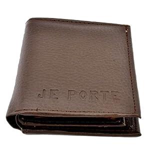 Je Porte 203 Brown Card Holder For Men