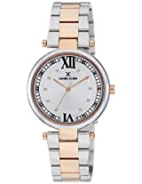 Daniel Klein Analog Silver Dial Women's Watch - DK10914-6
