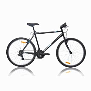 Btwin ROCKRIDER 5.0 MAN 2012 Bicycle-Black