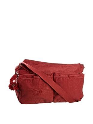 Kipling Messengertasche (Rot)