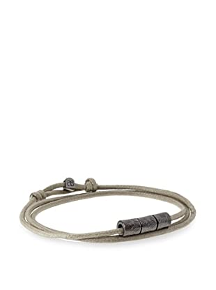 Griffin Grey Gunmetal Fulton Convertible Triple Wrap Bracelet