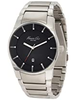 Kenneth Cole Analog Black Dial Men's Watch KC3868