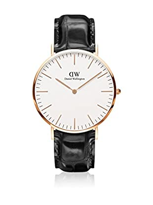 Daniel Wellington Reloj de cuarzo Man 0114DW 40 mm