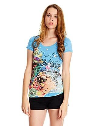 SideCar Camiseta Manga Corta Aurea