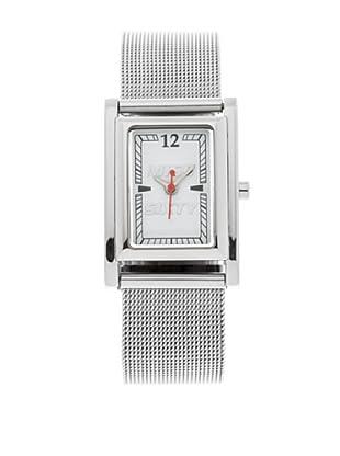 Miss Sixty Reloj Mesh Plateado