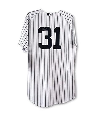 Steiner Sports Memorabilia Ichiro Suzuki Authentic Yankee Signed Pinstripe Jersey