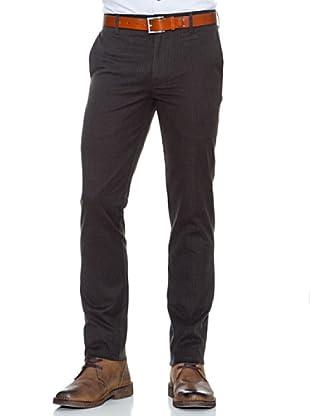 Dockers Pantalón Yarn Dye (Gris Oscuro)