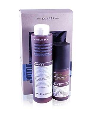 Korres Kit Facial 2 Piezas Aceite De Borraja & Ginseng