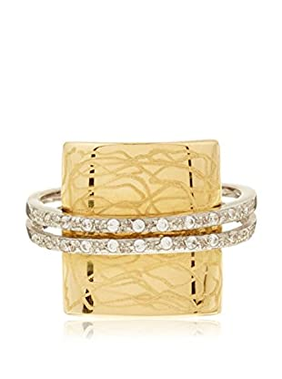 Gold & Diamonds Ring Lavinia