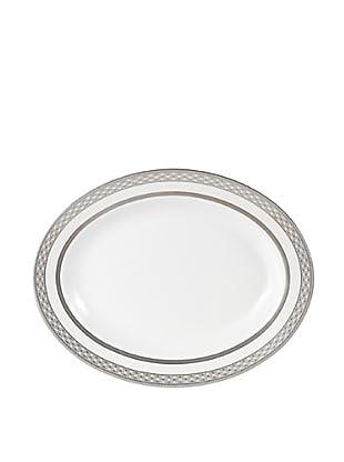 Mikasa Diamond Radiance Oval Platter, 11