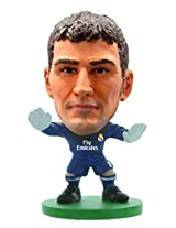 Soccerstarz Iker Casillas Home Kit Figure