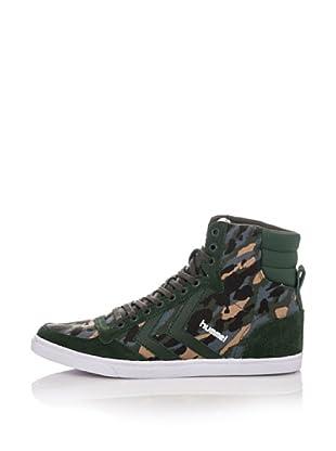 HUMMEL Hightop Sneaker Slim Stadil Camou Hg