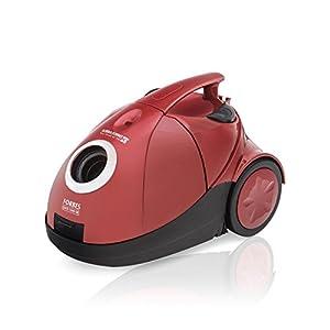 Eureka Forbes Quick Clean DX 1200-Watt Vacuum Cleaner (Red)