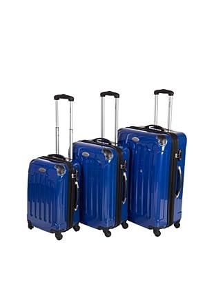 Vior Trolley-Set 3tlg. (Royalblau)