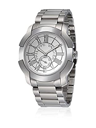 PHILIPPE VANDIER Uhr mit schweizer Quarzuhrwerk 80011  44 mm